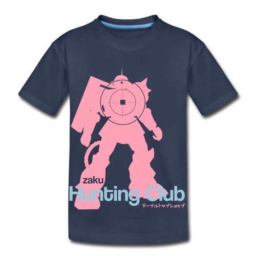 Zaku Hunting Club - Toddler Premium T-Shirt