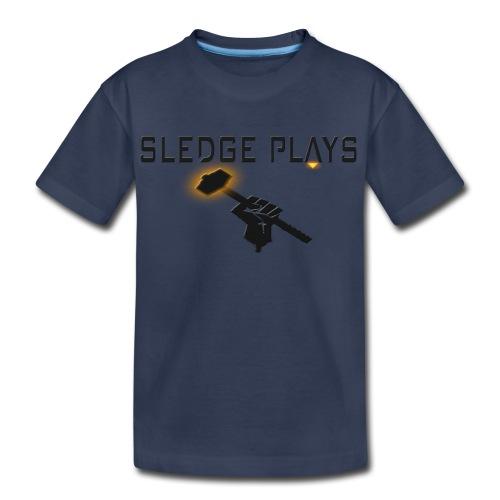 OverSledge - Toddler Premium T-Shirt