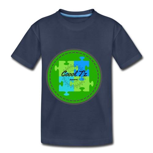 Coool T'z Green - Toddler Premium T-Shirt