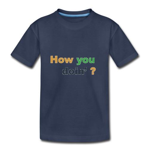 imageedit_9_9043873906 - Toddler Premium T-Shirt