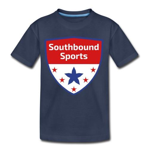 Southbound Sports Crest Logo - Toddler Premium T-Shirt