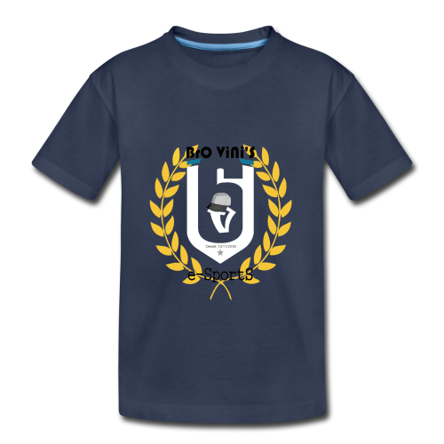 BroViniS E-SportS - Toddler Premium T-Shirt
