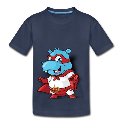 HippoPlays Official Merch - Toddler Premium T-Shirt