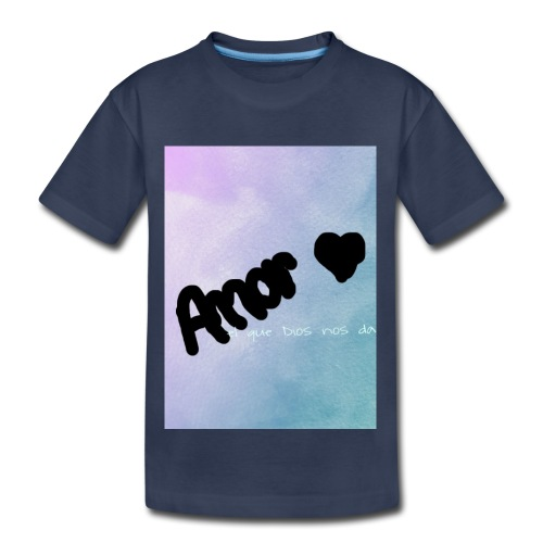amor - Toddler Premium T-Shirt