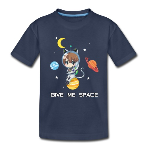 Give me space - Toddler Premium T-Shirt
