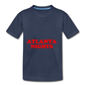 ATL NIGHTS - Toddler Premium T-Shirt