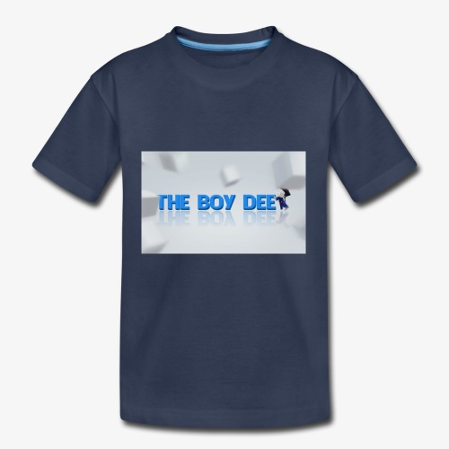 The Boy Dee - Toddler Premium T-Shirt