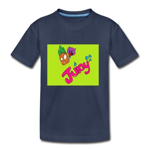 Juicy lime green - Toddler Premium T-Shirt