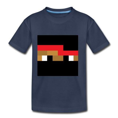 Neenja Face - Toddler Premium T-Shirt