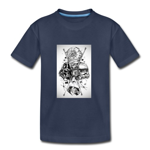 StarWars Design - Toddler Premium T-Shirt