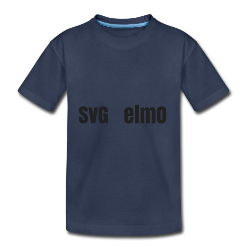 SvG_ElmO Design - Toddler Premium T-Shirt