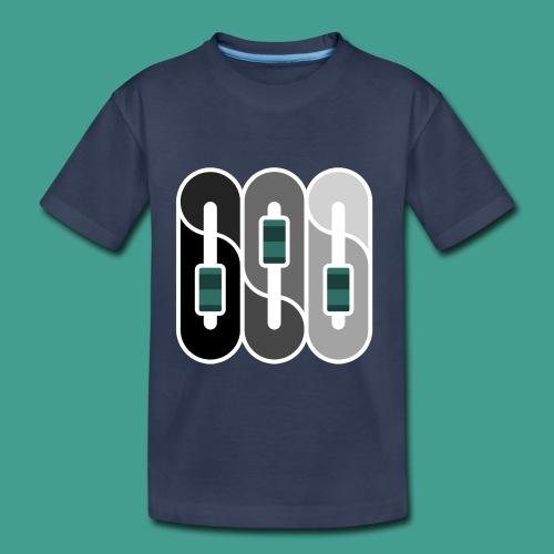 Silverman Sound Studios Logo - Toddler Premium T-Shirt