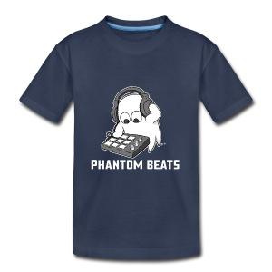 PhantomBeats Official Logo 2 - Toddler Premium T-Shirt