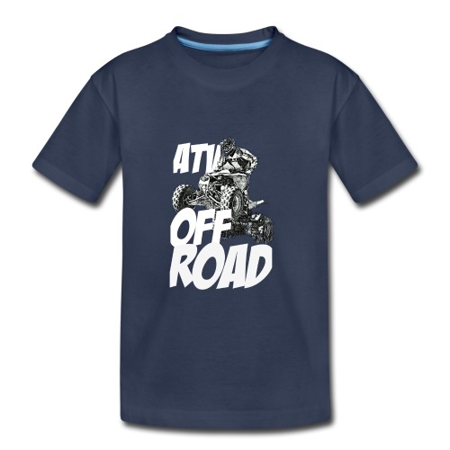 ATV OFF ROAD - Toddler Premium T-Shirt