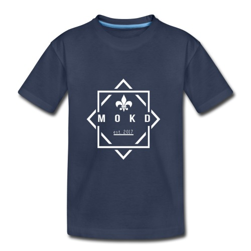 MOKD Logo - Toddler Premium T-Shirt