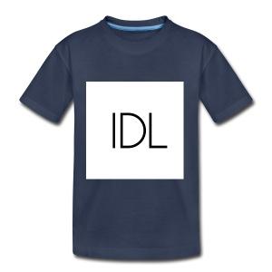IDL Simple Logo - Toddler Premium T-Shirt