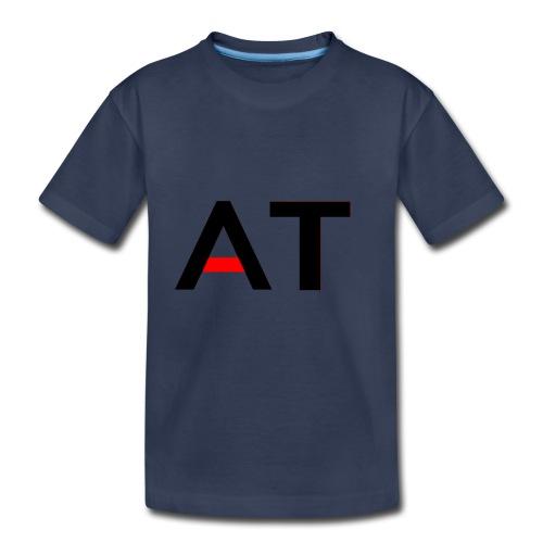 AdrenalineTech Logo Design - Toddler Premium T-Shirt