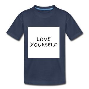 loveyourself - Toddler Premium T-Shirt
