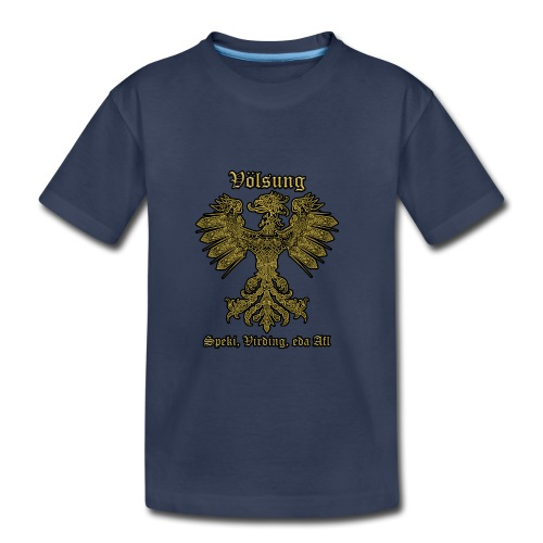 Völsung Eagle cases - Toddler Premium T-Shirt