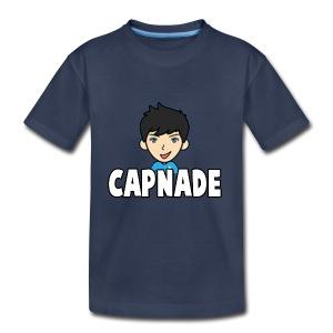 Basic Capnade's Products - Toddler Premium T-Shirt