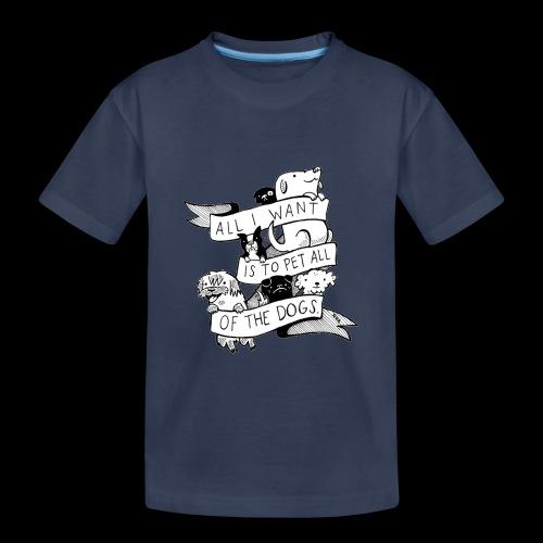 DOGS - Toddler Premium T-Shirt