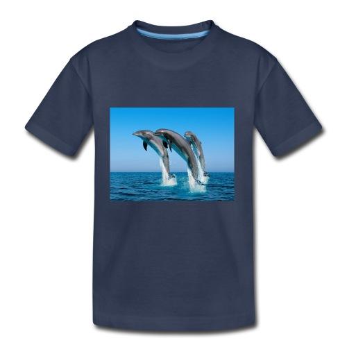 Dolphin Brand - Toddler Premium T-Shirt