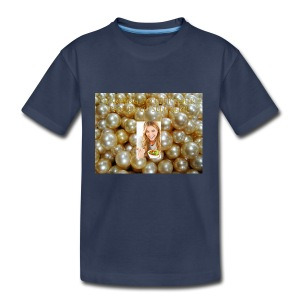 golden pearls - Toddler Premium T-Shirt