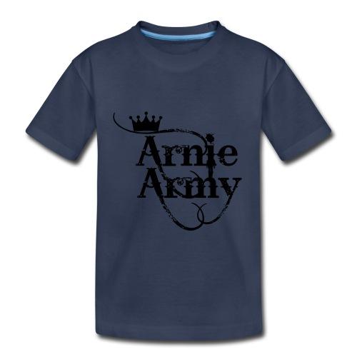 Arnie Army - Toddler Premium T-Shirt