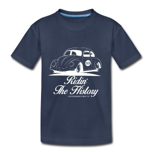Beetle, Riding The History - Toddler Premium T-Shirt