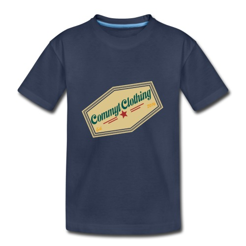 Commyt design 2 - Toddler Premium T-Shirt