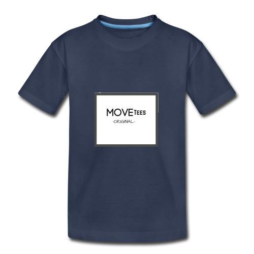 MOVETees -original- - Toddler Premium T-Shirt