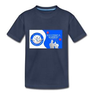 Official Successful Barber - Toddler Premium T-Shirt
