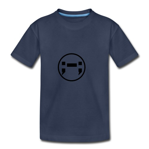 The face of shame - Toddler Premium T-Shirt