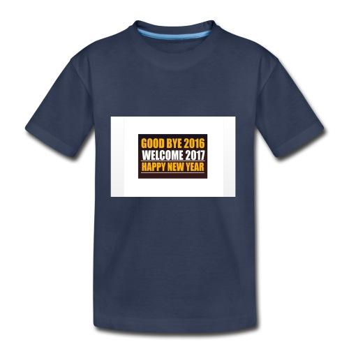 2017 - Toddler Premium T-Shirt