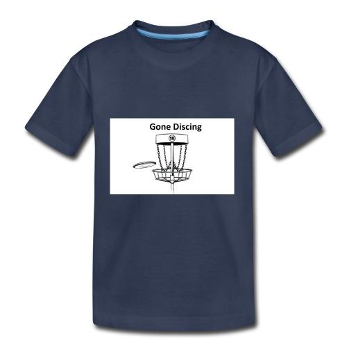 gone_discing - Toddler Premium T-Shirt