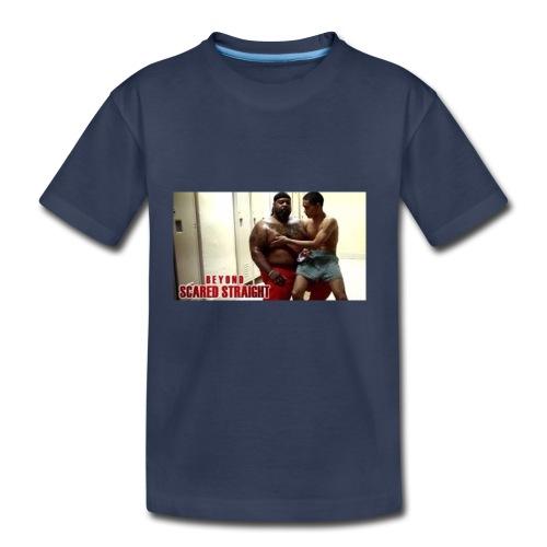 scared Straight - Toddler Premium T-Shirt