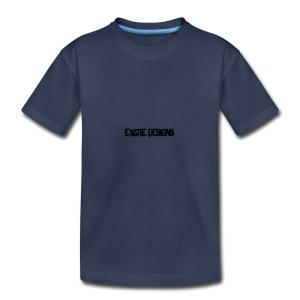 Excite Designs - Toddler Premium T-Shirt