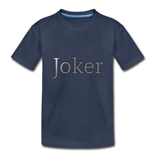 joker Apperal - Toddler Premium T-Shirt