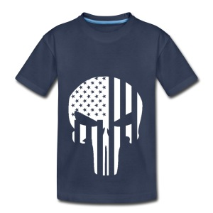 punisher - Toddler Premium T-Shirt
