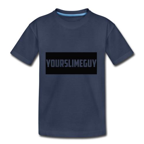 YourSlimeGuy Hoodie - Toddler Premium T-Shirt