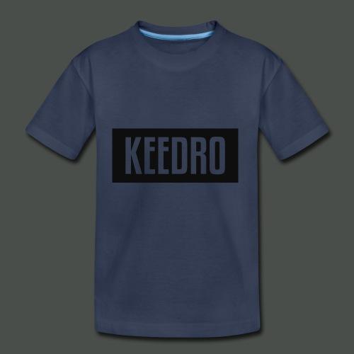 Keedro logo spreadshirt - Toddler Premium T-Shirt