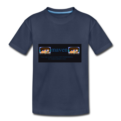 maventshirtlogo - Toddler Premium T-Shirt