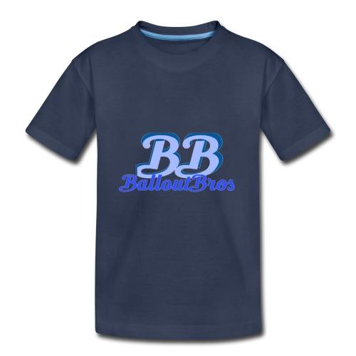 Ballout Bros Design - Toddler Premium T-Shirt
