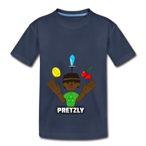 Pretzly Design - Toddler Premium T-Shirt