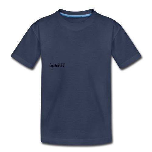 ig.seb69 - Toddler Premium T-Shirt