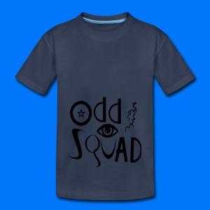 odd gear - Toddler Premium T-Shirt