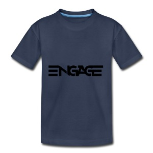 Engage-Logo-Vector - Toddler Premium T-Shirt