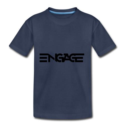 Engage-Logo-Vector - Toddler Premium T-Shirt