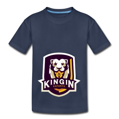 KingIN Esports - Toddler Premium T-Shirt
