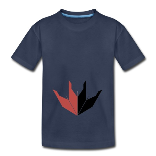 Lotus Blade Shirt - Toddler Premium T-Shirt